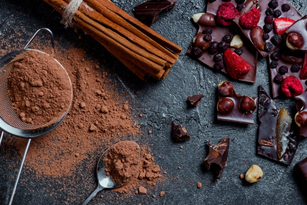 Where to eat chocolate in Naples