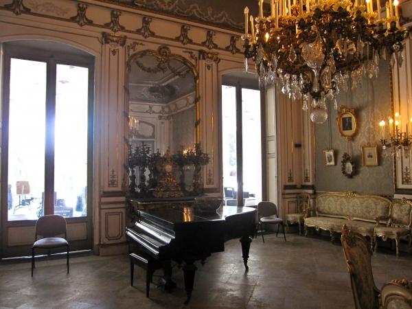 Historic Naples: The Diego Aragona Pignatelli Cortes Museum