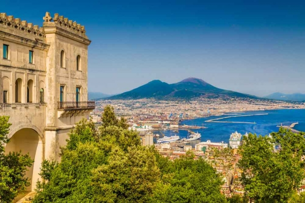 Tourism in Naples: a strong growth trend